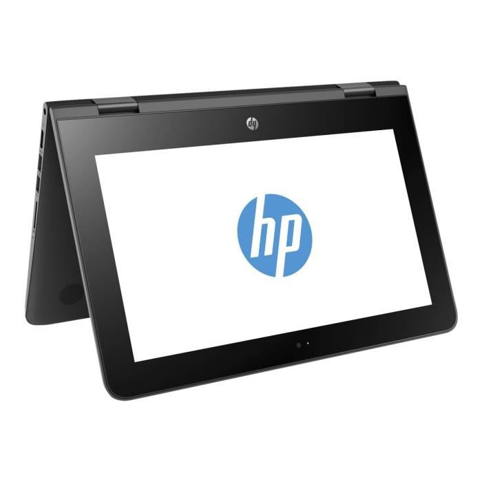 ORDINATEUR PORTABLE HP Stream x360 11-aa000ns Conception inclinable Ce