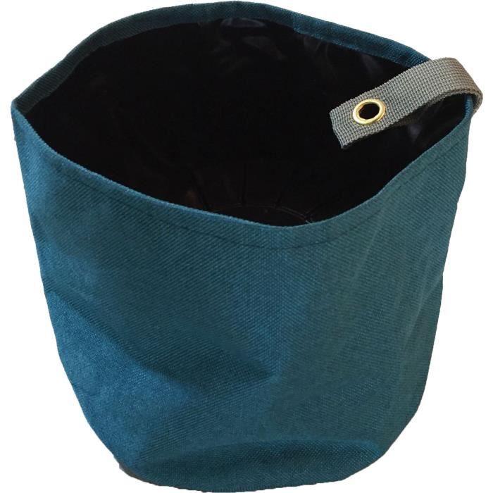 Kitchen Gardening Pot De Fleurs En Tissu Pour Plante Taille S