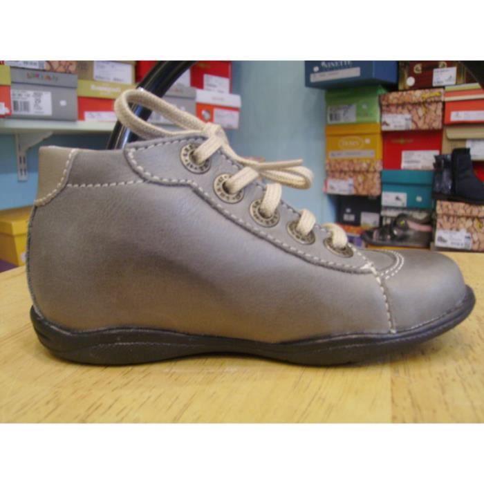 à lacets bébés enfants garçons Chaussures MARY LITTLE P24 Bottillons wOqTvWIx7