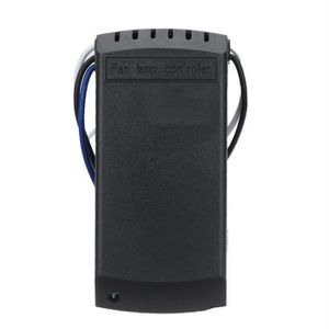 VENTILATEUR DE PLAFOND Lampe ventilateur de plafond universel Kit télécom