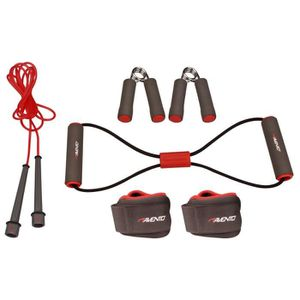 PACK FITNESS - GYM AVENTO Pack fitness 6 pièces - Rose