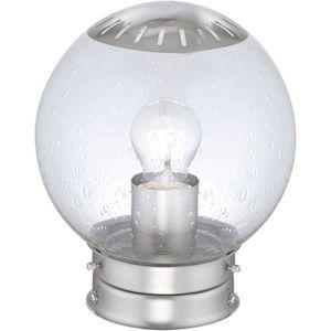 LAMPE DE JARDIN  GLOBO LIGHTING Luminaire extérieur inox - Verre tr