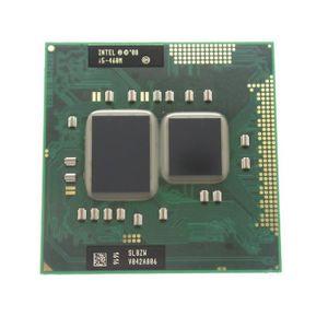 PROCESSEUR Processeur CPU SLBZW Intel Core I5-460M 2.53GHz 3M