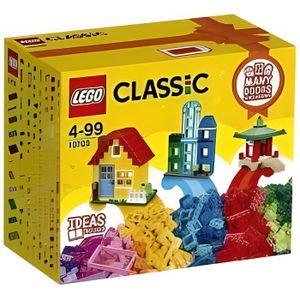 ASSEMBLAGE CONSTRUCTION Lego Classic 10703 Boite de constructions Urbaines