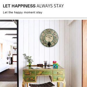 horloge murale diametre 60 cm achat vente horloge. Black Bedroom Furniture Sets. Home Design Ideas