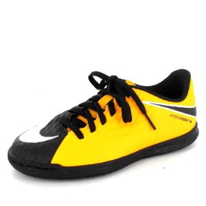 new arrival eb6fa ffcc0 CHAUSSURES DE FOOTBALL salle Crampons de football Nike taille jaune - noi