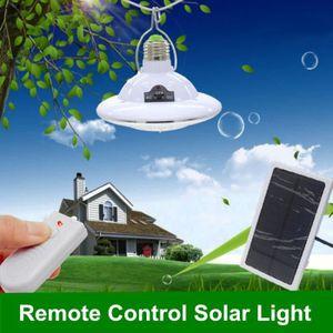 AMPOULE - LED 22 LED Ampoule Solaire + Panneau + Télécommande 3