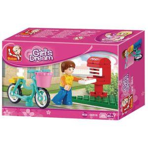 ASSEMBLAGE CONSTRUCTION Briques Compatibles Lego - Construction - Rêve de