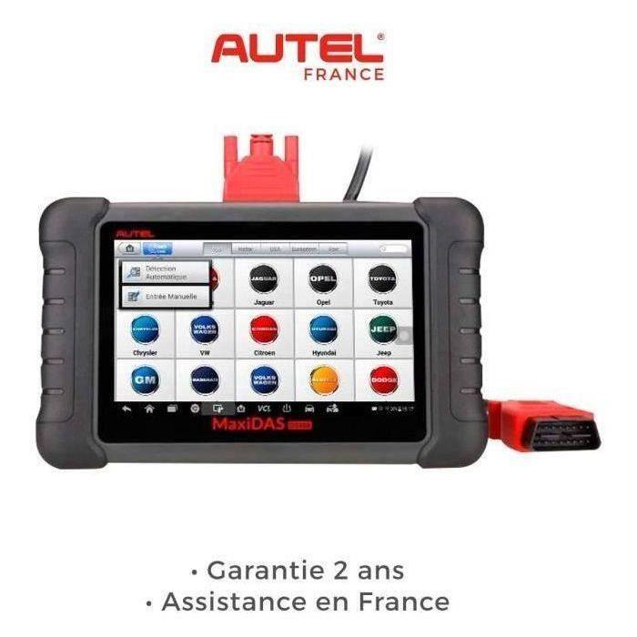 AUTEL DS808 / MP808 Valise diagnostic-Version Europe-Assistance en France-2 ans de garantie