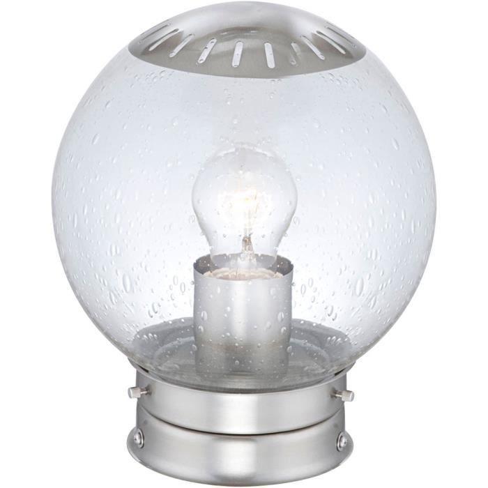 Eclairage exterieur pas cher maison et jardin discount page 2 for Luminaire exterieur inox