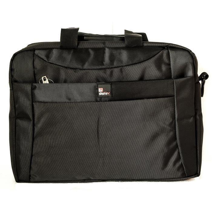 Delta 15,6 pouces de portable Messenger Bag Men (noir) KH56Y