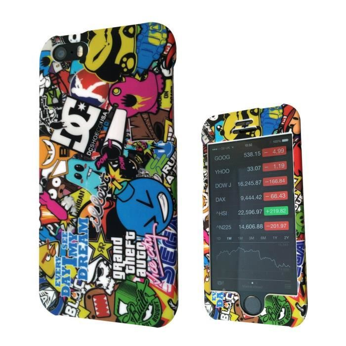 coque iphone 5 cool