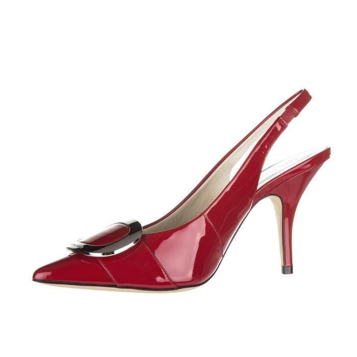 Escarpins chaussures femme 'talon en cuir pauline Michael Kors