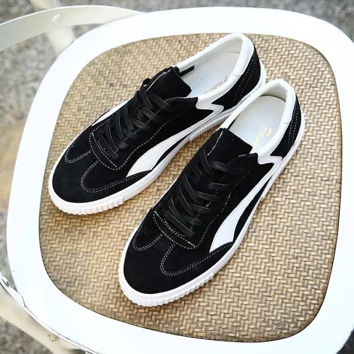 Baskets mode Chaussures de sport Multisports outdoor Chaussures de running Randonnée Chaussures en daim