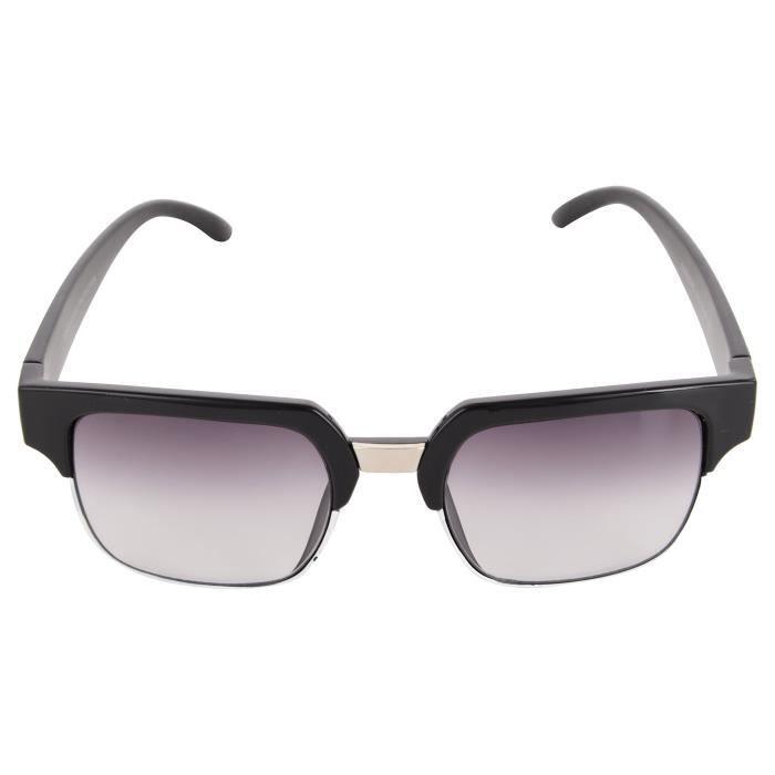 Knox Uv Protected Rectangular Unisex Sunglasses - (tea08|55 Mm|grey Lens) D7TXB