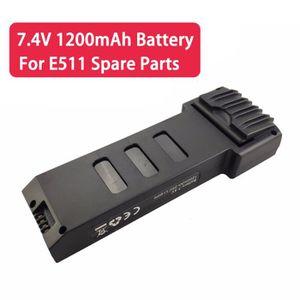 DRONE 7.4V 1200mAh Batterie au lithium pour E511 E511S p