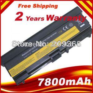 BATTERIE INFORMATIQUE 9 Cellules 7800 Mah Batterie Pour Lenovo Thinkpad