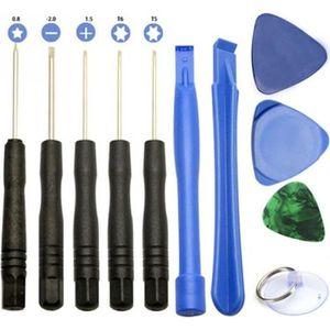 PACK OUTIL A MAIN Kit de réparation téléphone - Set Tournevis - 11 p