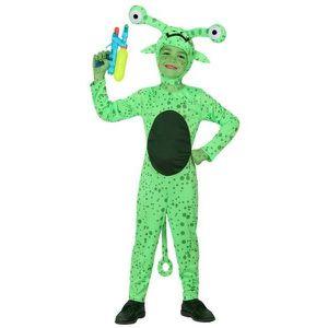 DÉGUISEMENT - PANOPLIE Déguisement Extraterrestre garçon âge 3-4 ans