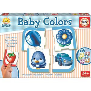 ASSEMBLAGE CONSTRUCTION EDUCA Baby Colors