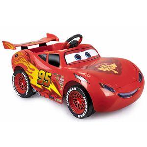 VOITURE ENFANT FEBER - Voiture CARS Lightning McQueen avec Sons e