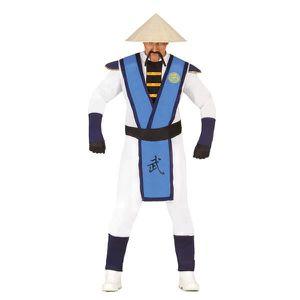 DÉGUISEMENT - PANOPLIE Déguisement Kung Fu Homme - Taille Unique