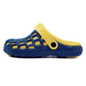XZ746C5XZ746C5Hommes et respirante chaussons creux de femmes sur la plage Sandales Jardin Trou Chaussures jnEt8BD