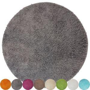 tapis de salle de bain rond - achat / vente tapis de salle de bain ... - Tapis Rond Salle De Bain