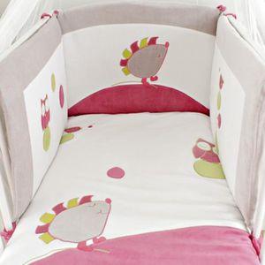 tour de lit b b achat vente tour de lit b b pas cher. Black Bedroom Furniture Sets. Home Design Ideas