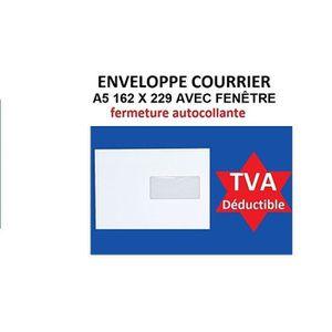 Enveloppe fenetre c5 achat vente enveloppe fenetre c5 for Enveloppe c4 avec fenetre