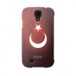 COQUE - BUMPER URCOVER Coque Equipe de Turquie pour Samsung Galax