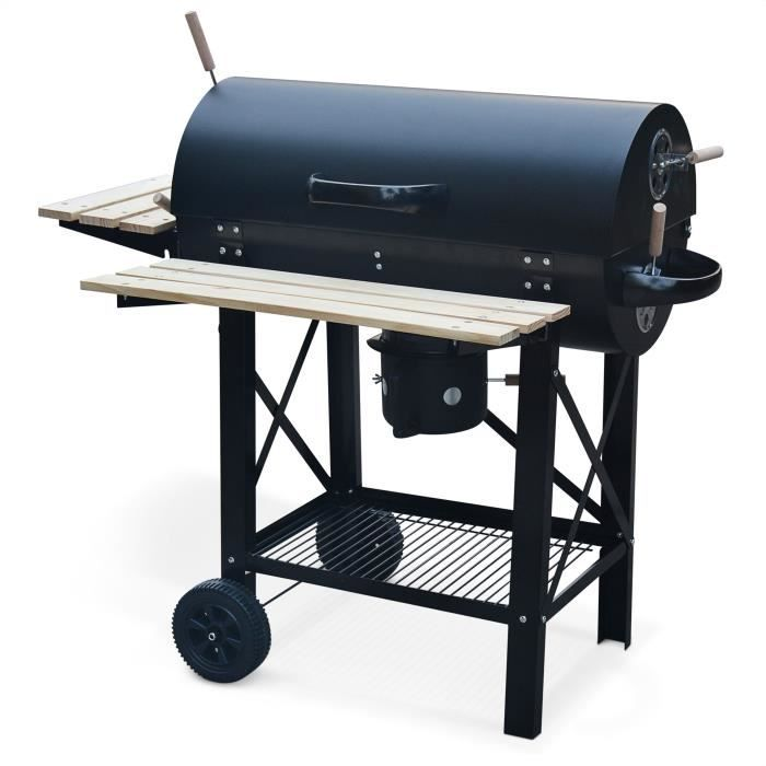 barbecue charbon 30 personnes