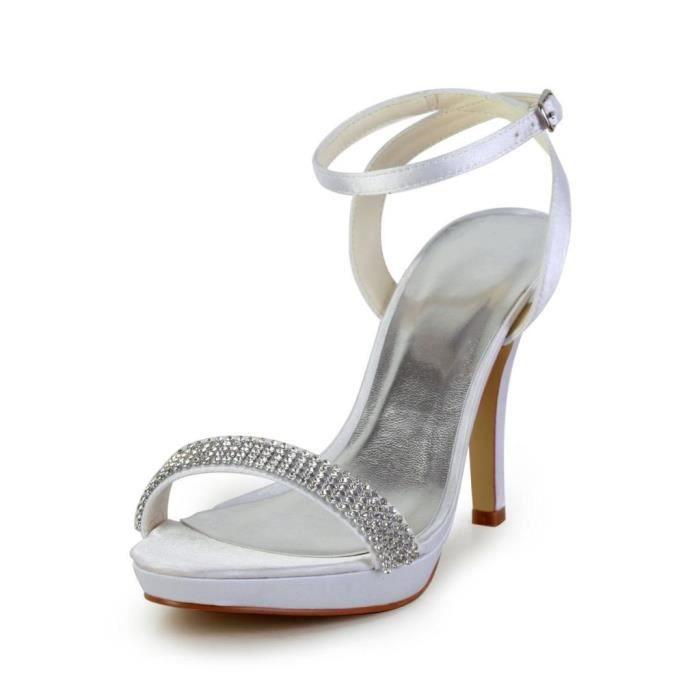 Jia Jia Wedding 40915 chaussures de mariée mariage Escarpins pour femme NtsHXwTuE