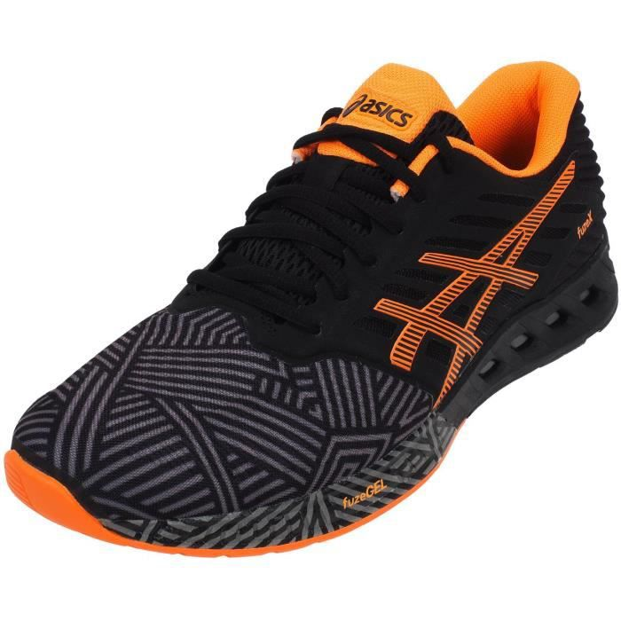 Foncé Fuzex Chaussures Running Run Anthorg Gris Asics Anthracite WO505rqwn1