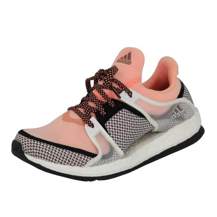 detailed look a2d37 4a4f0 adidas Performance PURE BOOST X TR W Chaussures de