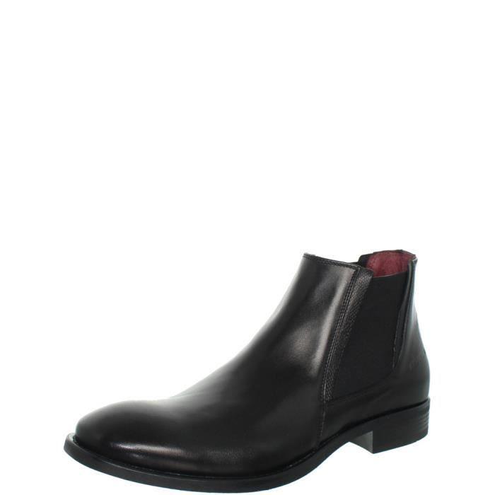 d5cac1348d Boots Redskins Xerka ref_cle42091-noir Noir Noir - Achat / Vente ...