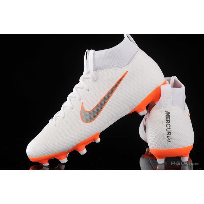 magasin en ligne 0665d 3c0d0 Chaussures de football pour enfants Nike Mercurial Superfly 6 Académie GS  MG Jr