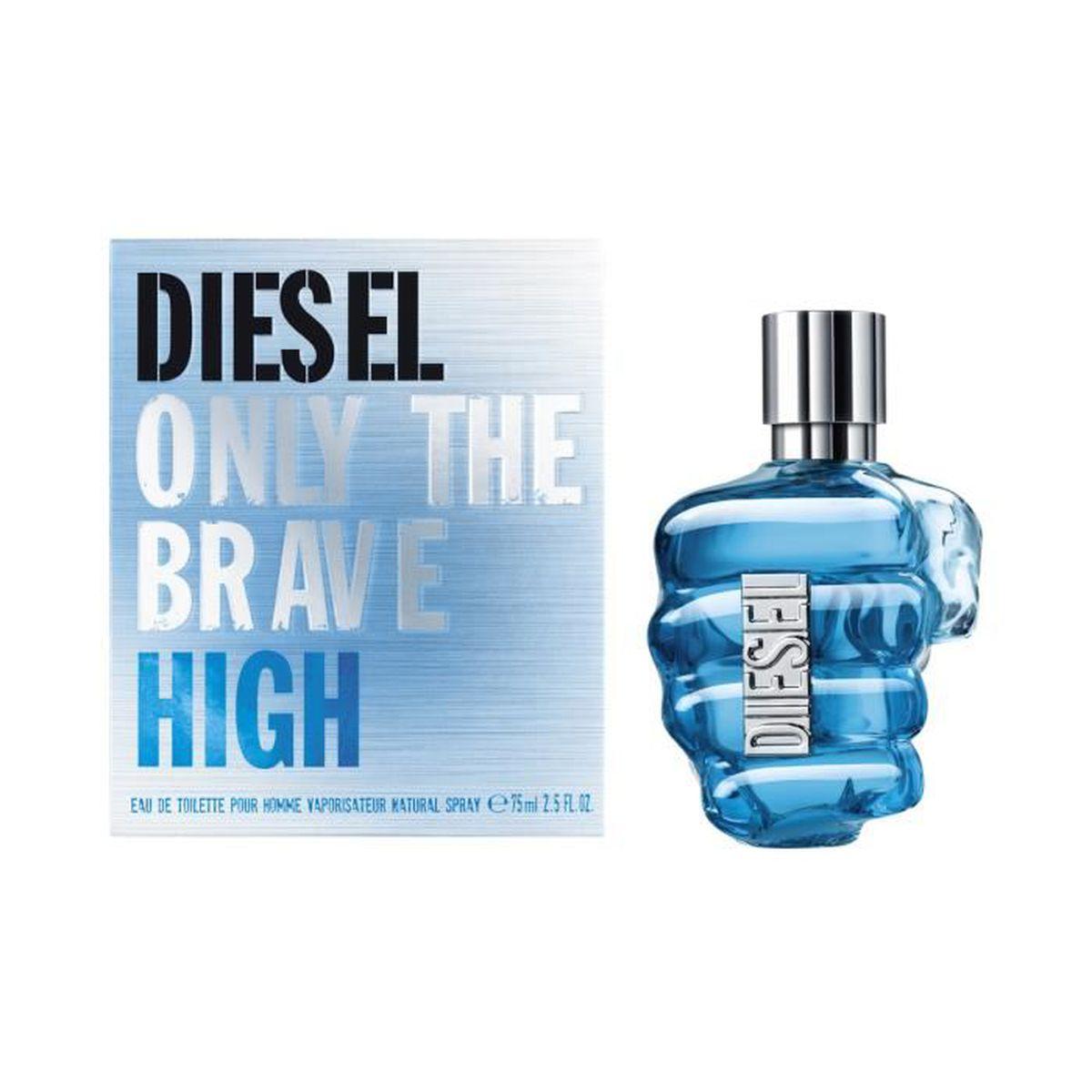 Diesel Only The Brave High Eau De Toilette Pour Homme 125 Ml Achat