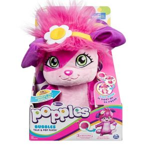SKU PERE POPPLES Peluche Transformable Parlante 25 cm