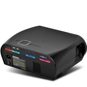 Vidéoprojecteur GP100 LCD Vidéo Projecteur w - 1080P Full HD Nivea