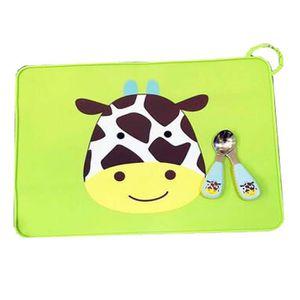 NAPPE DE TABLE Classic Cows Pattern Style Tapis de sol - Tapis de