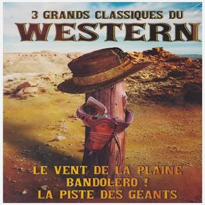 DVD FILM 3 Grands Classiques du Westerns