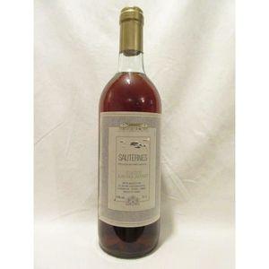VIN BLANC sauternes jp jauffret (étiquette accro) liquoreux
