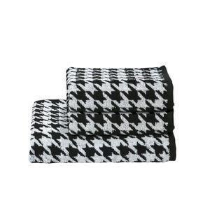 PARURE DE BAIN DONE Daily Shapes BIRD 2 serviettes de toilette +