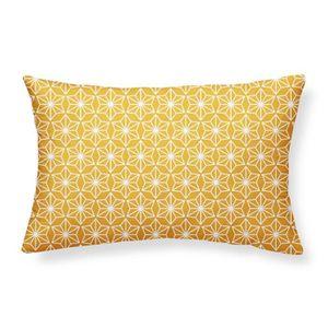 COUSSIN FINLANDEK Coussin ANELMA 30x50 cm jaune moutarde