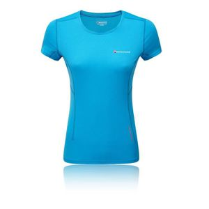 T-SHIRT DE COMPRESSION Montane Femmes Claw T-Shirt De Sport