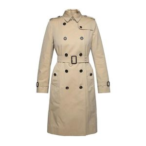 Imperméable - Trench BURBERRY FEMME 400690570500 BEIGE COTON TRENCH COA 36fb45d6773