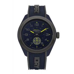 b580e8d30a64b MONTRE Superdry Montres Bleu pour Homme - SYG214U 10mm