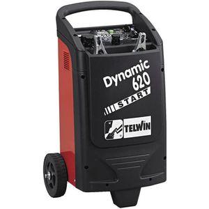 CHARGEUR DE BATTERIE Chargeur-démarreur de batterie Telwin DYNAMIC 620