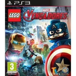 JEU PS3 Marvel Avengers Lego PS3 - 8523